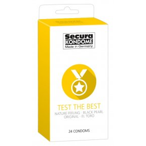 Secura Test the Best 24's