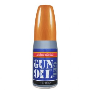 Lubrikant v gelu Gun Oil H₂0 120 ml